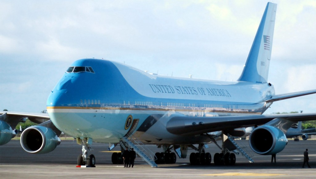 Take a tour of the new $367 million Air Force One