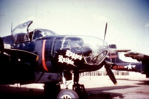 RB-26C Intruder, K-14 Korea, Febuary 1953.