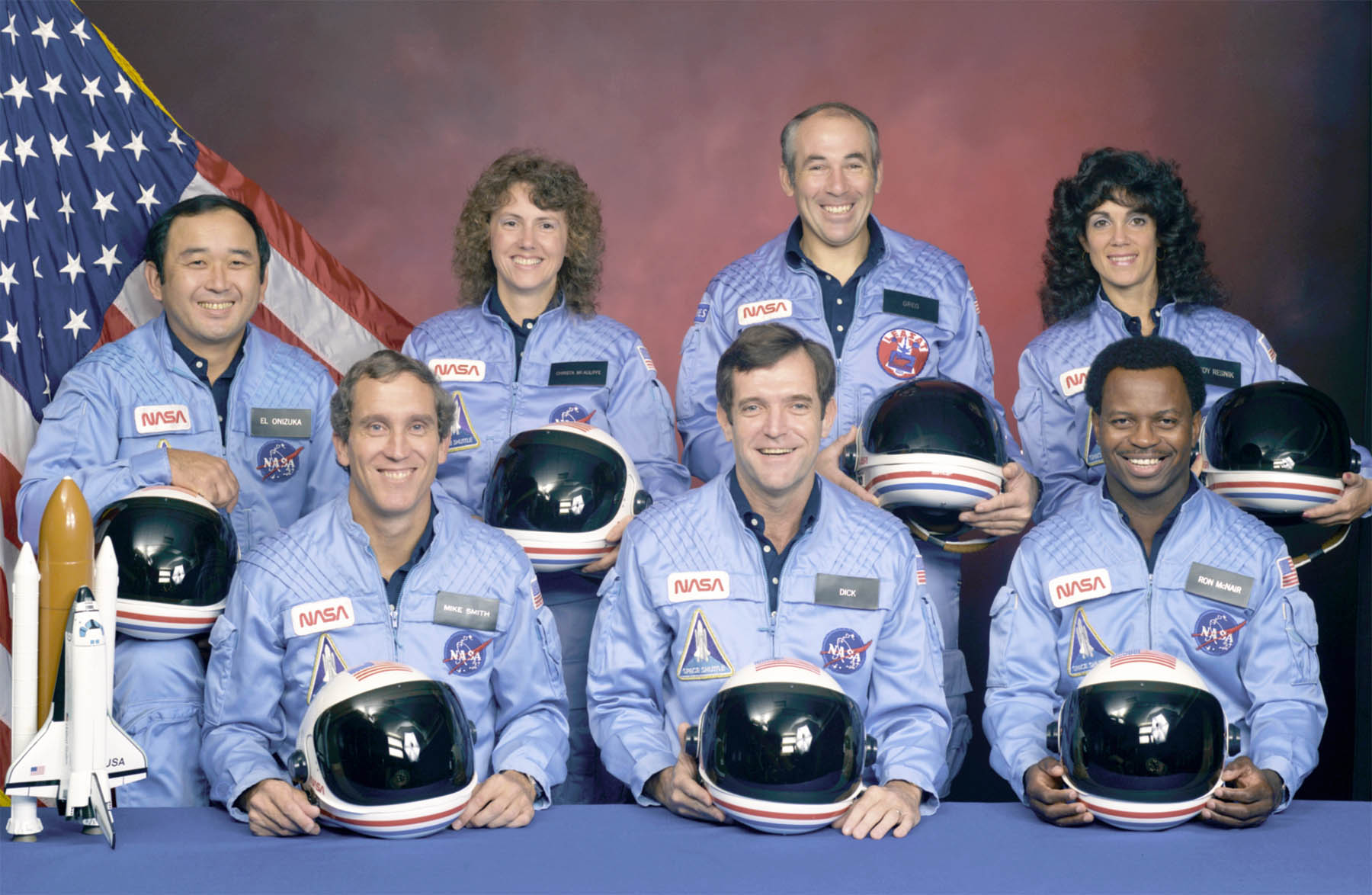 the challenger space shuttle mission - photo #33
