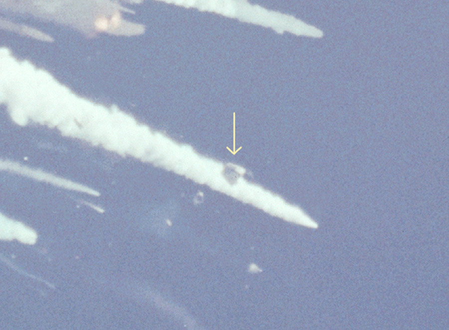 space shuttle crew remains - photo #33