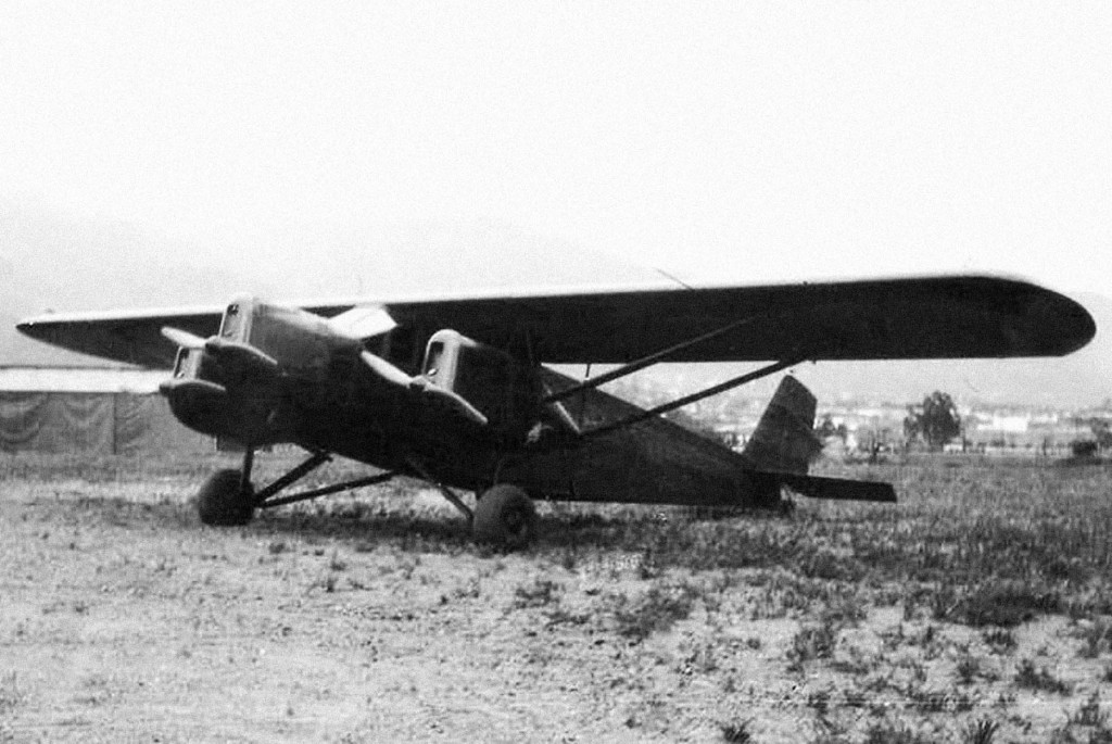 avion farman f60