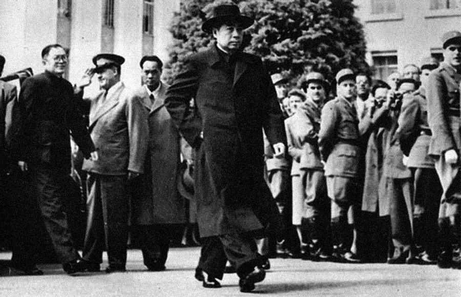 Jakarta control tower asked if Chinese Premier Zhou Enlai was on board. Unknown to fateful passengers, Zhou was the very reason their plane was bombed