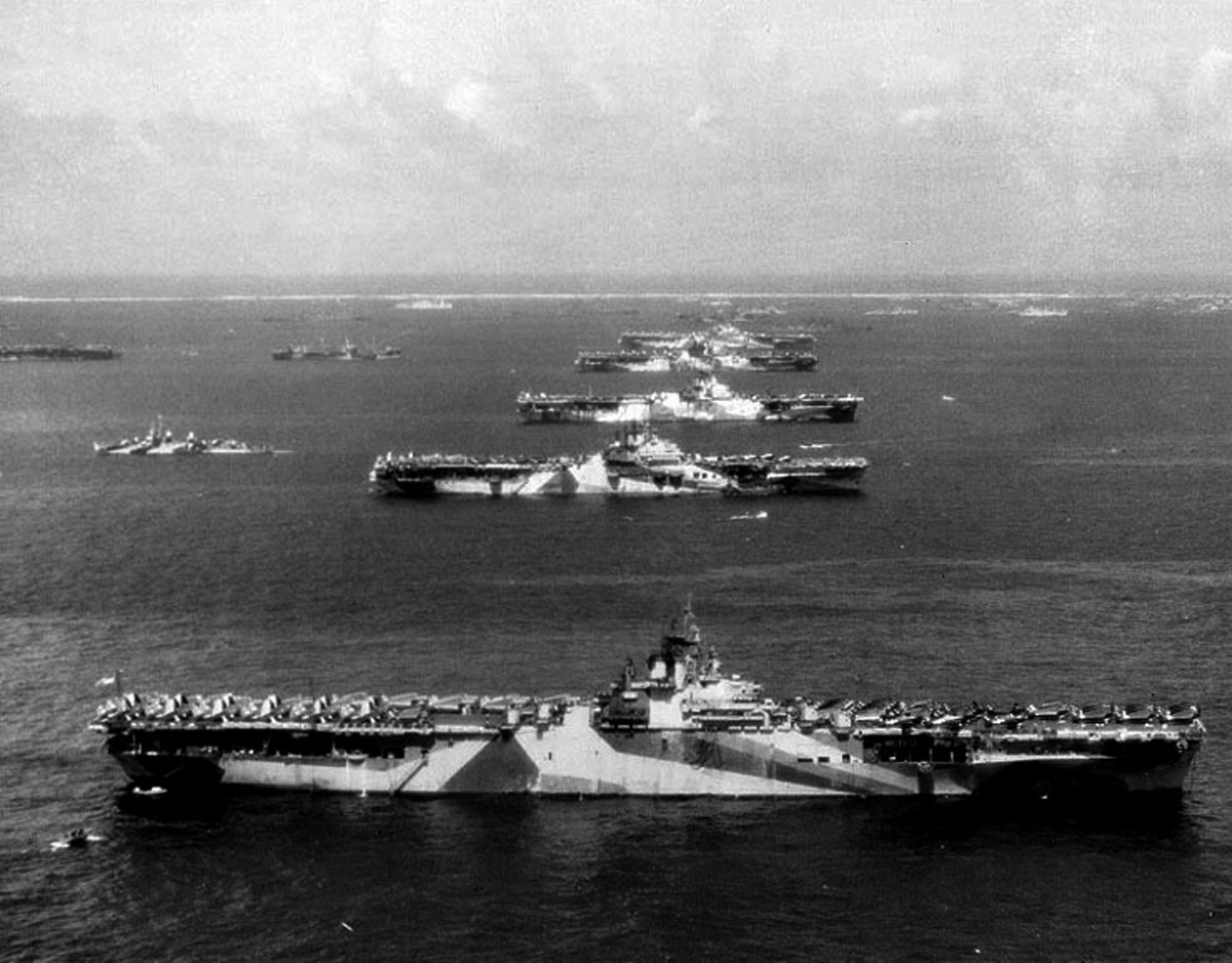 the carriers at the battle of midway The naval battle of midway in early june 1942, marked the turning point of  war  ii in the pacific as american aircraft sank four japanese carriers.