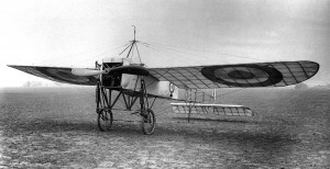 A Blériot XI with the RFC; the War Office proved a keen buyer of Louis Blériot's proven designs.