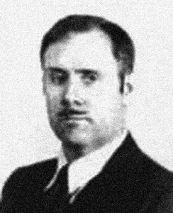 Jean Alfred Roche, who worked at McCook Field and served as the Army's liaison to NACA.
