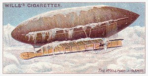 One of the early Wills's Cigarette Cards.