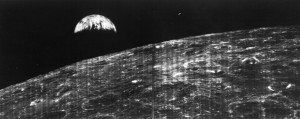 The original photograph of the Earth as seen from Lunar orbit, at highest resolution.  Image Credit:  NASA