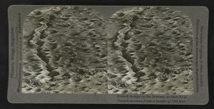 The Somme Battlefield, a modern 3D rendering from Historic Wings Magazine.