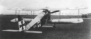 The deadly Halberstadt D.II, introduced in early and mid-1916, was fast becoming a trusted fighter in German air units.