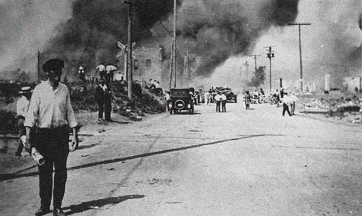 tulsa race riot Known dead and wounded in the tulsa race riot compiled by i marc carlson there are a number of differing opinions among historians and non-historians regarding the actual number of people killed during the riot.