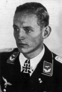 Germany's greatest ace, Erich Hartmann, who downed 352 aircraft in his career, of which 345 were Soviet.
