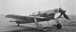 The deadly Focke-Wulf Fw 190D, one of Germany's finest late war fighters.  Fyodorov downed two of these in a single mission west of Berlin in April 1945.