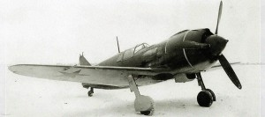 The Lavochkin La-5 fighter, one of the Soviet's finest late war aircraft.