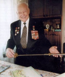 Ivan Fyodorov later in his career, probably while serving in the Soviet embassy in Tunisia, Photo Credit:   Victor Kantemirov